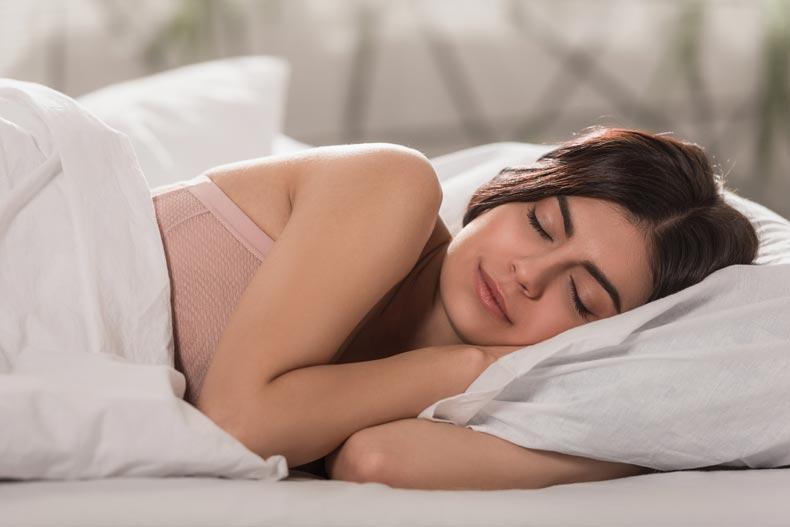 schoonheidsslaapje