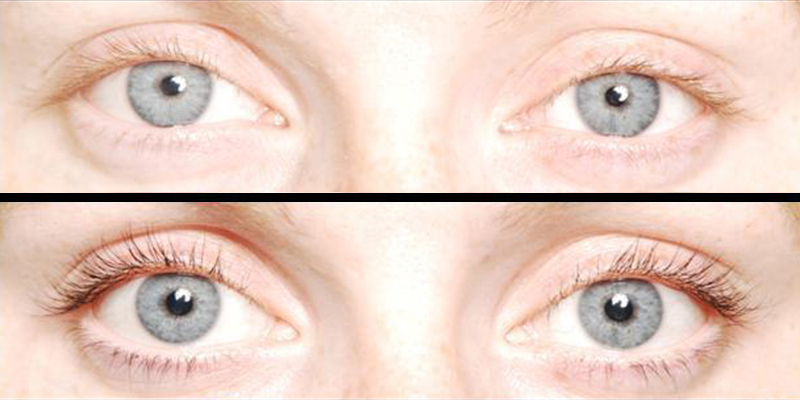 Welp Make-up tips: Wimpers en wenkbrauwen verven - Oossu AE-97